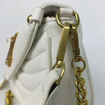 Сумка Louis Vuitton New Wave Multi Pochette White Snow Белая 7075 - фото_5
