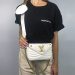 Сумка Louis Vuitton New Wave Multi Pochette White Snow Белая 7075 - фото