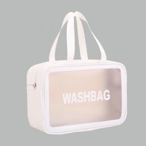 Косметичка Washbag Белая L