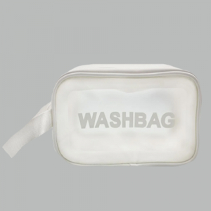 Косметичка Washbag Белая M