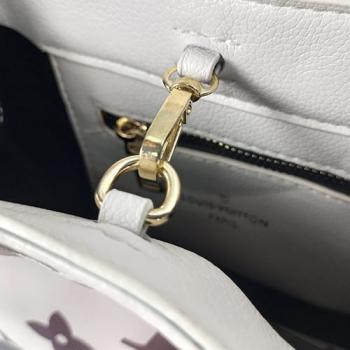 Сумка Louis Vuitton Ontherun Белая 8585 - фото_4