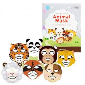 Berrisom Animal Mask Series Тканевые маски-мордочки