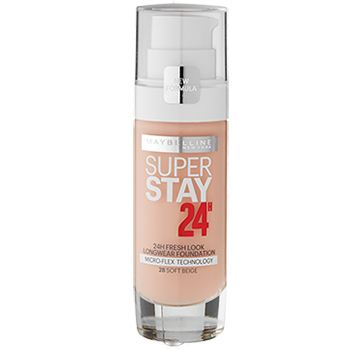 Maybelline Super Stay 24H Fresh Look тон 010