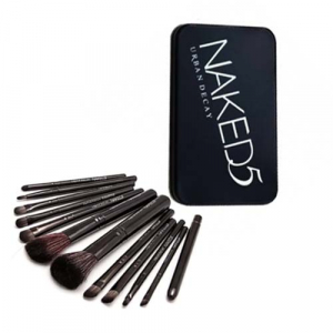 NAKED 5 Power Brush Набор кистей в контейнере 12 в 1