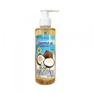 Top Beauty Кокосовое масло для тела с дозатором 200 ml