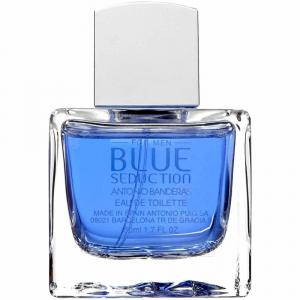 Antonio Banderas Blue Seduction Men Туалетная вода 100 ml Тестер Original