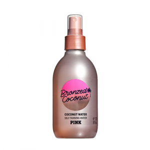 Victoria's Secret Pink Bronzed Coconut Self-Tanning Water with Coconut Water Бронзатор