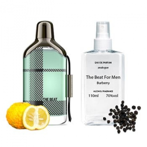 Burberry The Beat For Men Парфумована вода 110 ml
