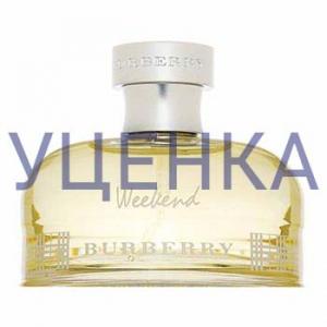 Burberry Weekend For Women Парфюмированная вода 100 ml Уценка