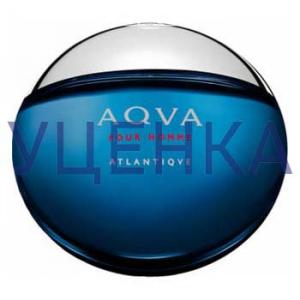 Bvlgari Aqva Pour Homme Atlantiqve Туалетная вода 100 ml Уценка