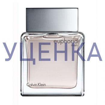 Calvin Klein Euphoria Men Туалетная вода 100 ml Уценка