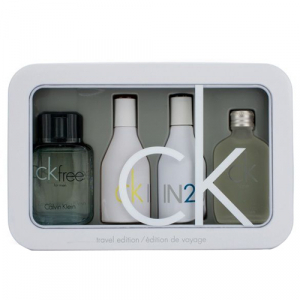 Подарочный набор Calvin Klein Travel Edition Perfum Set for Unisex