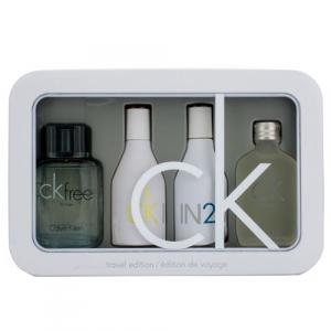 Подарочный набор Calvin Klein Travel Edition Perfum Set for Unisex