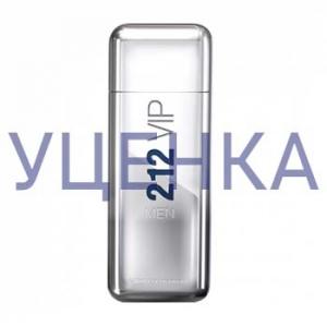 Carolina Herrera 212 VIP Men Туалетная вода 100 ml Уценка