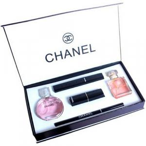 Подарочный набор Chanel 5 in 1