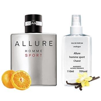 Chanel Allure Homme Sport парфюмированная вода 110 Ml Parfumcity