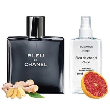 Chanel Bleu de Chanel Парфюмированная вода 110 ml - фото