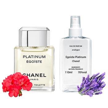 Chanel Egoiste Platinum Парфюмированная вода 110 ml