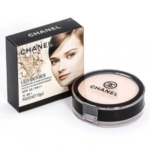 Chanel Les Beiges SPF35/PA++ Компактна пудра