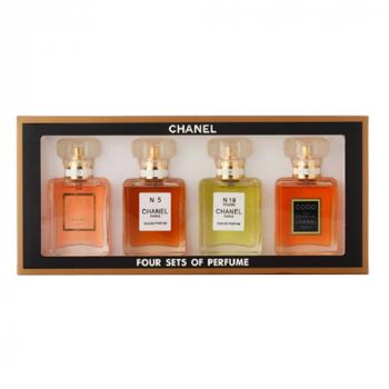 Подарочный набор Chanel Four Sets of Parfume - фото