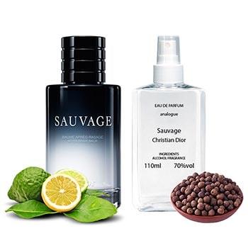 Christian Dior Sauvage 2015 Парфюмированная вода 110 ml