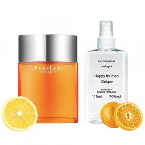 Clinique Happy For Men Парфюмированная вода 110 ml
