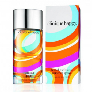 Clinique Happy Travel Exclusive Summer Spray Туалетная вода 100 ml
