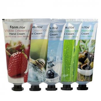 Farm Stay Visible Difference Hand Cream Крем для рук увлажняющий - фото