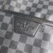 Рюкзак Louis Vuitton Черный, клетка - фото_4