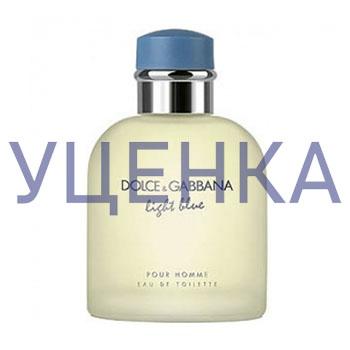 Dolce & Gabbana Light Blue Pour Homme Туалетная вода 125 ml Уценка