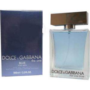 Dolce&Gabbana The One Blue For Men Туалетная вода 100 ml