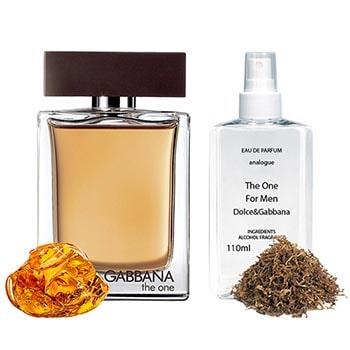 Dolce&Gabbana The One For Men Парфюмированная вода 110 ml