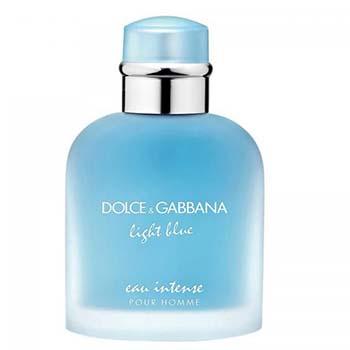 Dolce&Gabbana Light Blue Eau Intense Pour Homme Парфюмированная вода 125 ml - фото