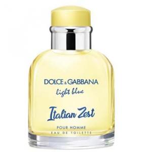 Dolce&Gabbana Light Blue Italian Zest Pour Homme Туалетная вода 125 ml