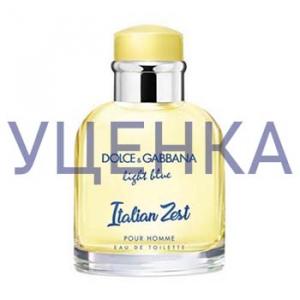 Dolce&Gabbana Light Blue Italian Zest Pour Homme Туалетная вода 125 ml Уценка