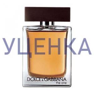 Dolce&Gabbana The One For Men Туалетная вода 100 ml Уценка