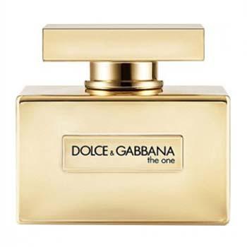 Dolce&Gabbana The One Gold Limited Edition Парфюмированная вода 75 ml
