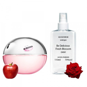 Donna Karan New York Be Delicious Fresh Blossom Парфюмированная вода 110 ml
