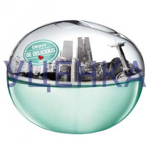 Donna Karan New York Be Delicious Rio Парфюмированная вода 100 ml Уценка