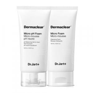 Dr. Jart+ Dermaclear Micro Foam Гель-пінка для вмивання