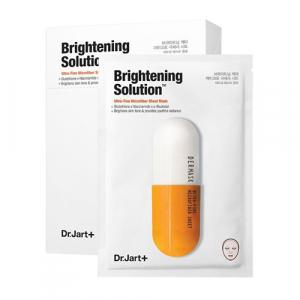 Dr.Jart+ Dermask Micro Jet Brightening Solution Тканинна маска для обличчя