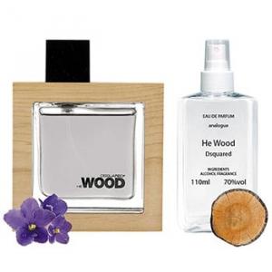 Dsquared He Wood Парфюмированная вода 110 ml