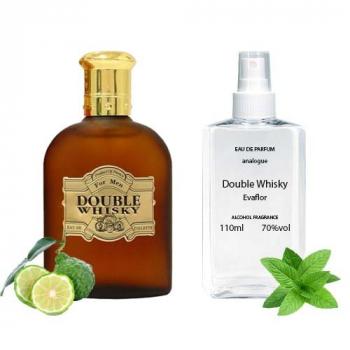 Evaflor Double Whisky Парфюмированная вода 110 ml - фото
