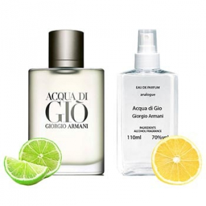 Giorgio Armani Acqua Di Gio Парфюмированная вода 110 ml