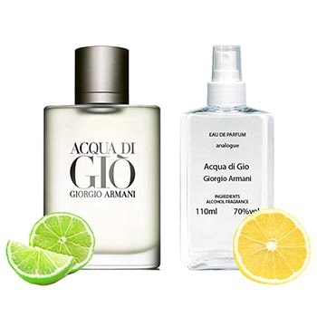Giorgio Armani Acqua Di Gio парфюмированная вода 110 Ml Parfumcity