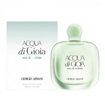 Giorgio Armani Acqua Di Gioia Eau de Toilette Туалетная вода 100 ml - фото_2