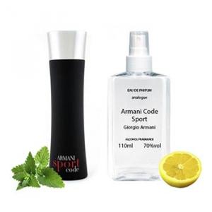 Giorgio Armani Armani Code Sport Парфумована вода 110 ml
