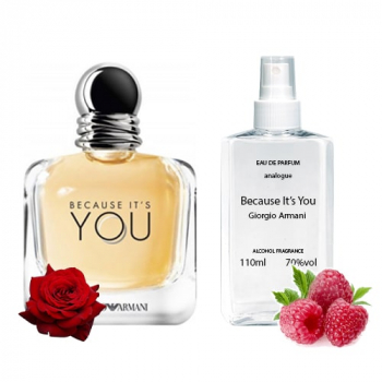 Giorgio Armani Emporio Armani Because It's You Парфюмированная вода 110 ml