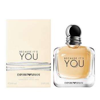 Giorgio Armani Emporio Armani Because It's You Парфюмированная вода 100 ml - фото_2