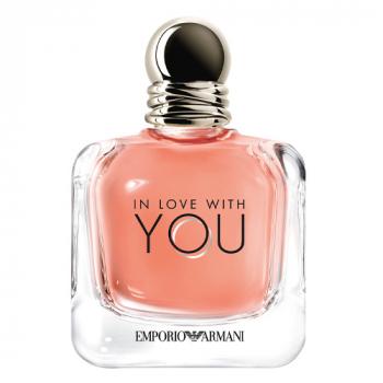 Giorgio Armani Emporio Armani In Love With You Парфюмированная вода 100 ml - фото